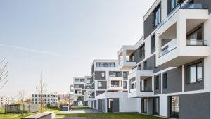 Stadtbau Pforzheim - Gebäude