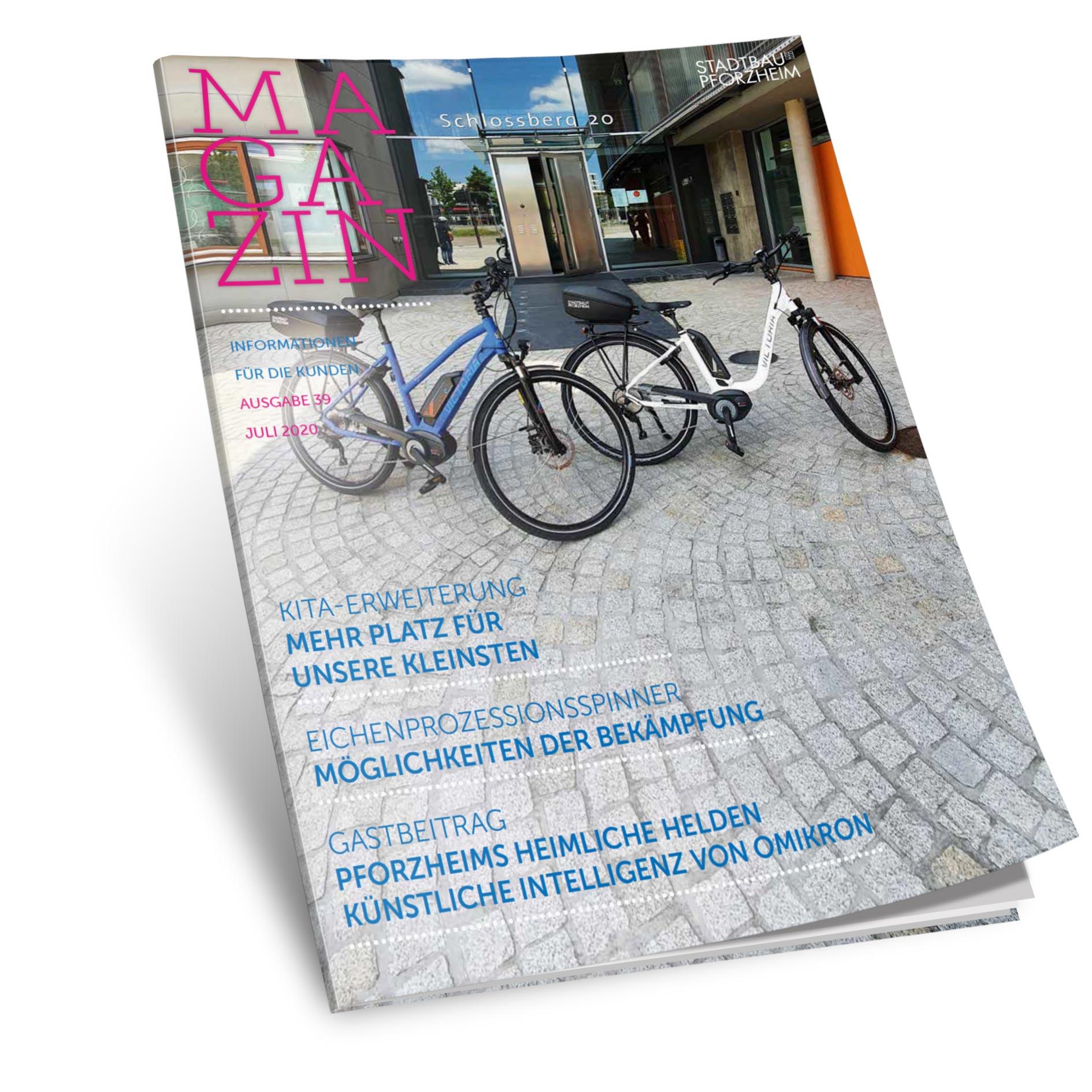Stadtbau Magazin Nr. 39