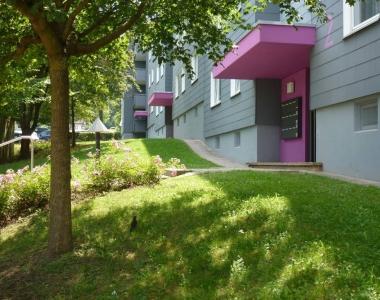 Dresdener Straße 2-6 (Fassadenanstrich)