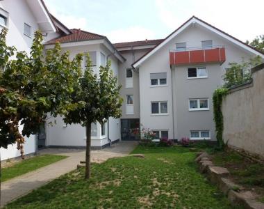 Erbprinzenstraße 84a-c (Fassadenanstrich)