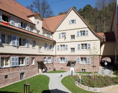 Hirsauer Straße 22-244, 45 Mietwohnungen