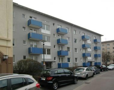 Obere Augasse 3+5 (Balkonsanierung + Fassadenanstrich)