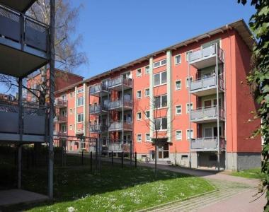 Oranierstraße 16-36, 118 Mietwohnungen, 2 Gewerbeeinheiten