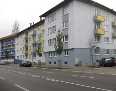 Pflügerstraße 1-2a (Balkonsanierung + Fassadenanstrich)