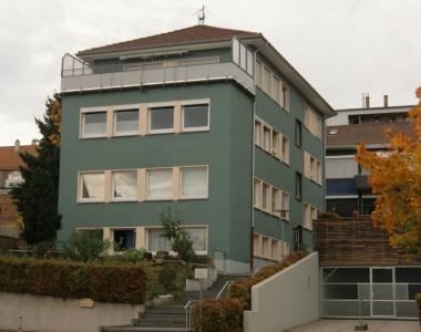 Westliche 258 (Fassadenanstrich)