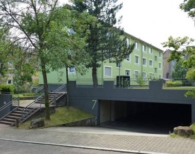 Wildersinn 3+5 (Fassadenanstrich + Gestaltung Eingänge)
